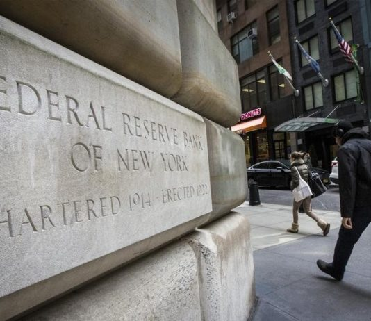 © Reuters.  New York Fed to Restructure Markets Leadership After Potter Exit